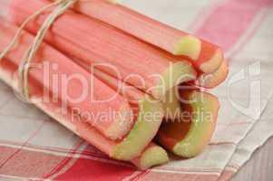 Rhabarber, Rhubarb