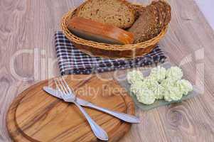 Brot und Butter