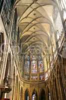 nave of cathedral