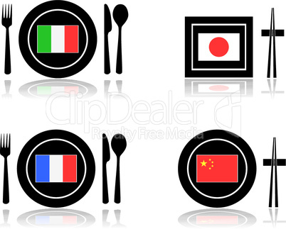 International cuisine