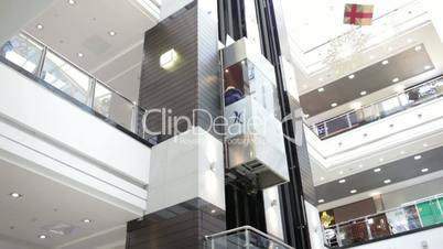 lifts in the trade centre