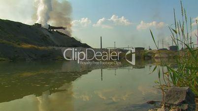 Global environmental pollution.