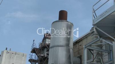 diesel kraftwerk in bermuda
