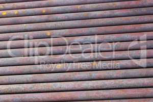 backgrounds collection - texture of rusty pipes