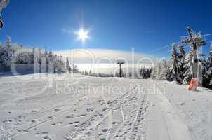 winter schnee wintersport berge