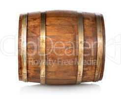 Barrel made of wood