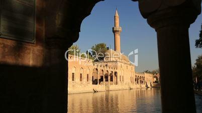 holy travel destination fish lake