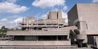 nationally theater london