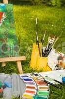 malen, painting