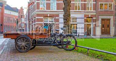 holland resting bicycle