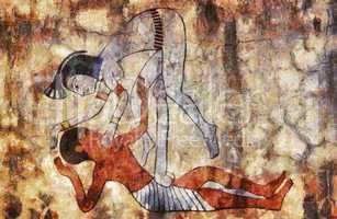 erotic art of ancient Egypt