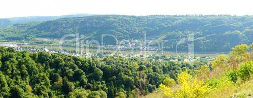 enkirch und kövenig panorama
