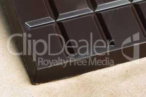 chocolate bar in packaging