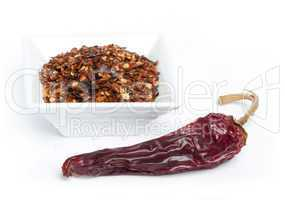 coarsely ground red pepper