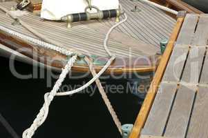 yacht boarding ladder