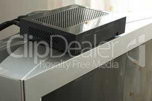 tv and digital receiver