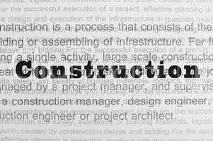 construction conception text