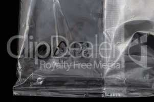 Transparent envelope packaging
