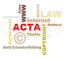 ACTA conception texts