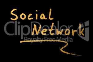 Phrase Social network