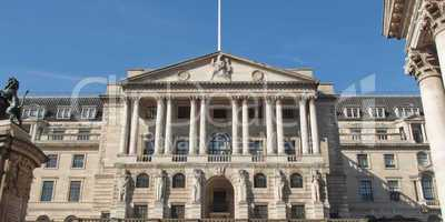 banking house of england