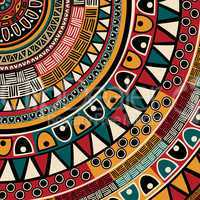 tribal ethnic background