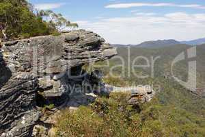 The Balconies, Grampians Nationalpark, Australien