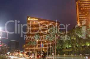 las vegas - jan 29: the encore hotel and casino on january, 29,