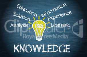 knowledge - business concept