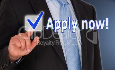 apply now !