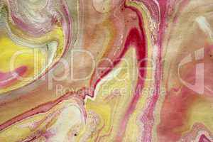 abstract background - flowing colors
