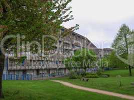 Robin Hood Gardens London