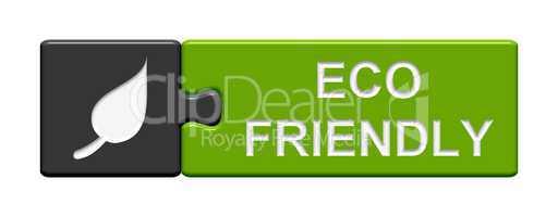 Puzzle Button: Eco friendly