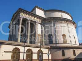 Gran Madre church Turin
