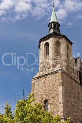 kirche st. magni in braunschweig, church st. magni in brunswick