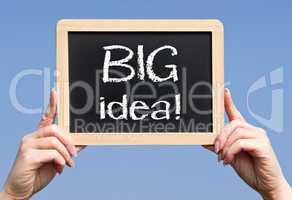big idea !