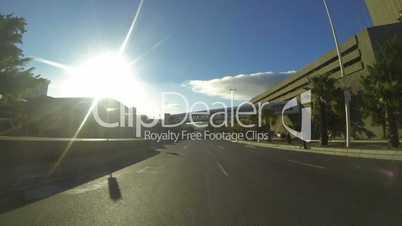 fast motion trip through cape town