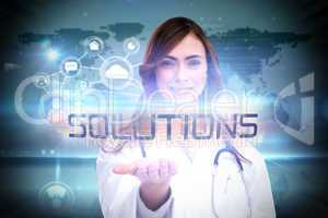Solutions against futuristic technology interface