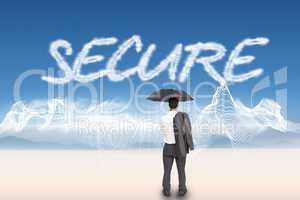 Secure against energy design over landscape