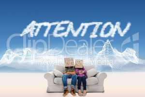 Attention against energy design over landscape