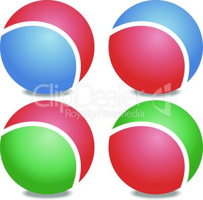 Сolored balls