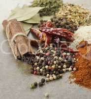 spices change herbs