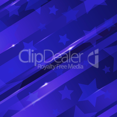 abstract linear background with stars for design