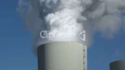 coal power station cooling tower pollution 11303