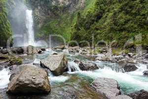 tappiyah tropical waterfall