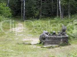 fountain of Jacob