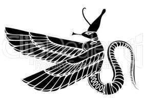 Egyptian demon