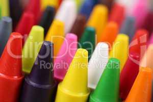 Stifte zum Malen für Kinder im Kindergarten