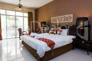 luxury modern hotel