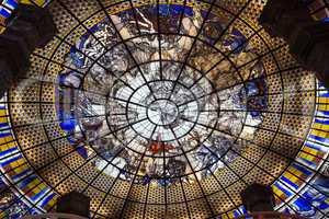 erawan museum ceiling